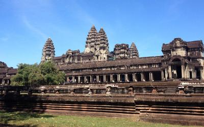 Места силы: Ангкор Ват