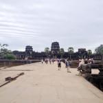 Западный мост на территорию Ангкор Ват