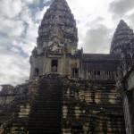 Юго-Западная башня 3-го уровня храма