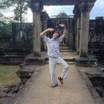 Танец Апсары перед Бапуоном