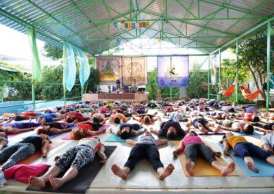 Зал йога