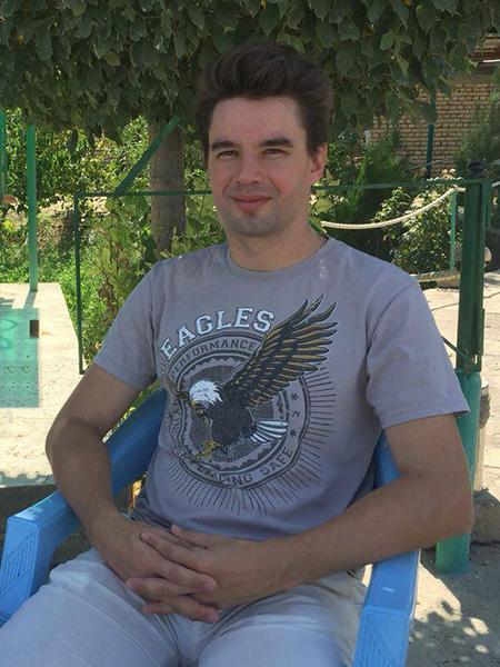 Андрей Рыськов (Мастер Шивам)